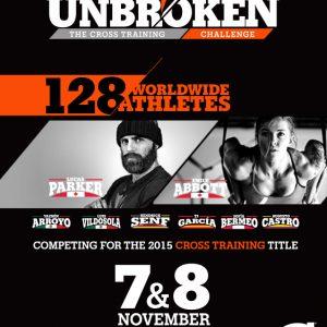 Gatorade Unbroken 2015