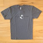 Lucas Parker Team T-Shirt: Men´s Asphalt
