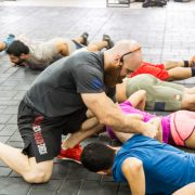 Lucas Parker Virtuosity Workshop - CrossFit Indrestri