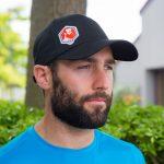 Lucas Parker Team Cap: Unisex Black
