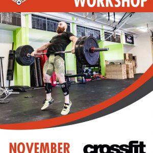 Lucas Parker Barbell Workshop - CrossFit Copenhagen
