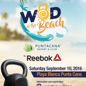 WOD @ The Beach Puntacana Resort & Club