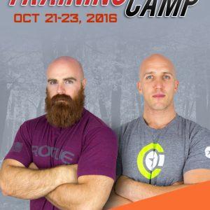 Lucas Parker & Sean Lind Training Camp CrossFit Swords