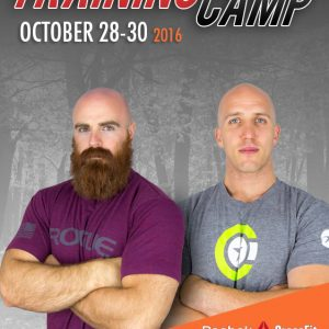 Lucas Parker & Sean Lind Training Camp Reebok CrossFit Almere