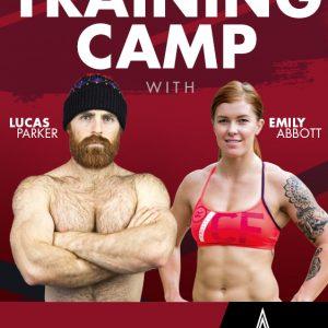 Lucas Parker & Emily Abbott Training Camp - Crossfit Lisses
