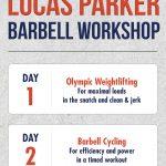 Lucas Parker Barbell Workshop - CFP9