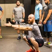 Lucas Parker Barbell Cycling Workshop