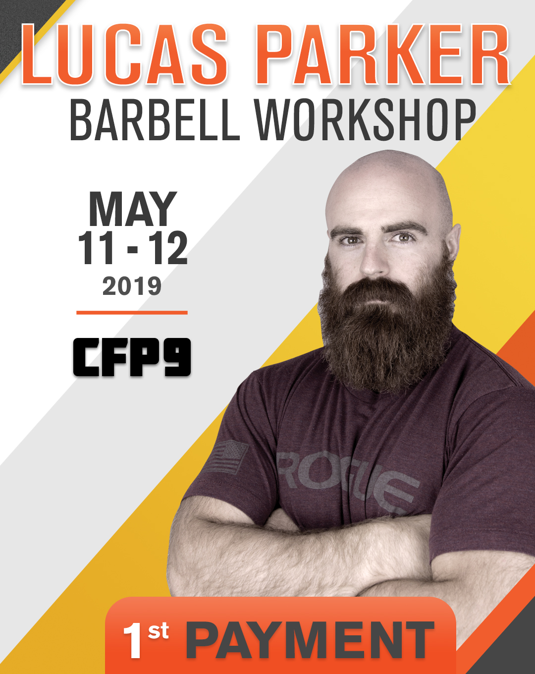 Lucas Parker Barbell Workshop - CFP9