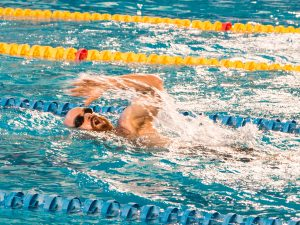 Should Swimming Be Tested at the CrossFit Games?