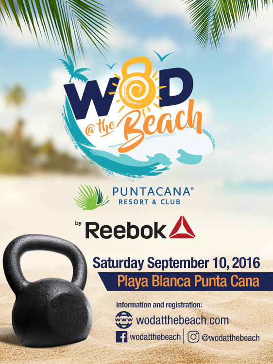 WOD @ The Beach Puntacana Resort & Club