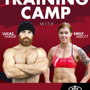 Lucas Parker & Emily Abbott Training Camp - Fit Factory