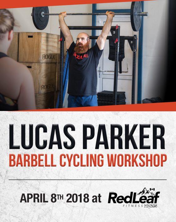 Lucas Parker Barbell Cycling Workshop - Red Leaf