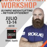 Lucas Parker Workshop - CrossFit Bilbao
