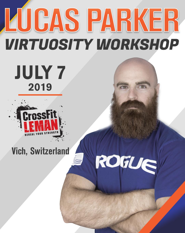 Lucas Parker Virtuosity Workshop - CrossFit Leman